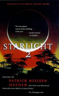 Starlight 2, edited by Patrick Nielsen Hayden