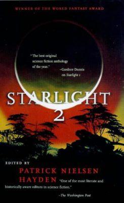 Starlight 2, edited by Patrick Nielsen Hayden