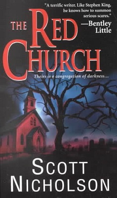 The Red Church, by Scott Nicholson