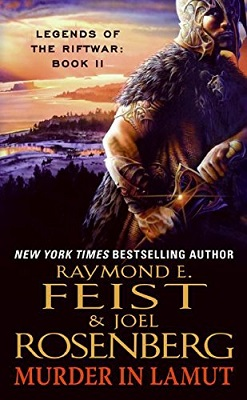 Murder in Lamut, by Raymond E. Feist, Joel Rosenberg
