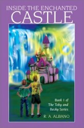 inside-the-enchanted-castle-by-r-a-albano cover