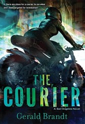 The Courier, by Gerald Brandt book cover