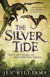 The Silver Tide, by Jen Williams book cover