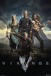 vikings tv series poster