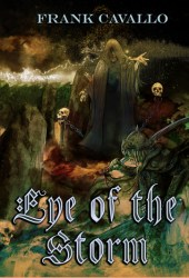 Eye of the Storm, by Frank Cavallo book cover