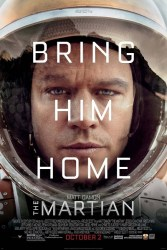the martian movie poster