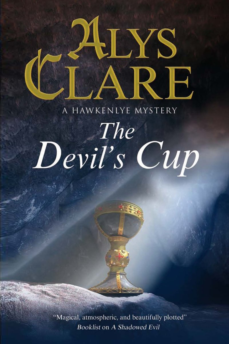 The Devil's Cup, by Alys Clare