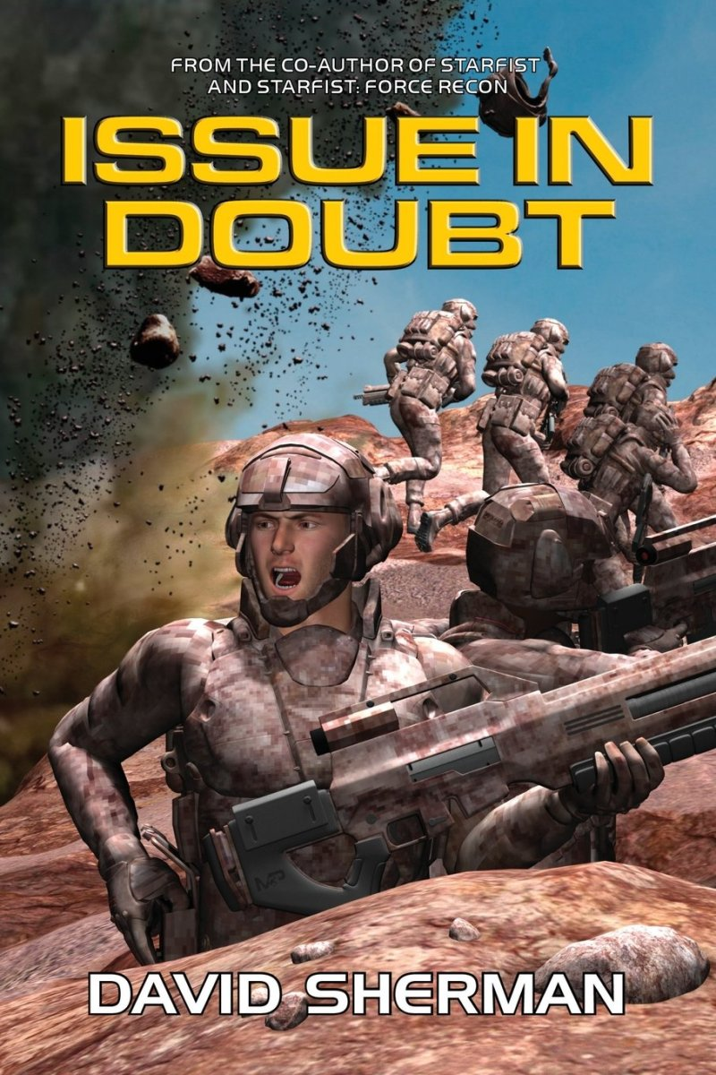 Issue in Doubt, by David Sherman