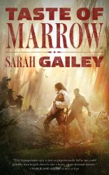 Taste of Marrow, by Sarah Gaily book cover