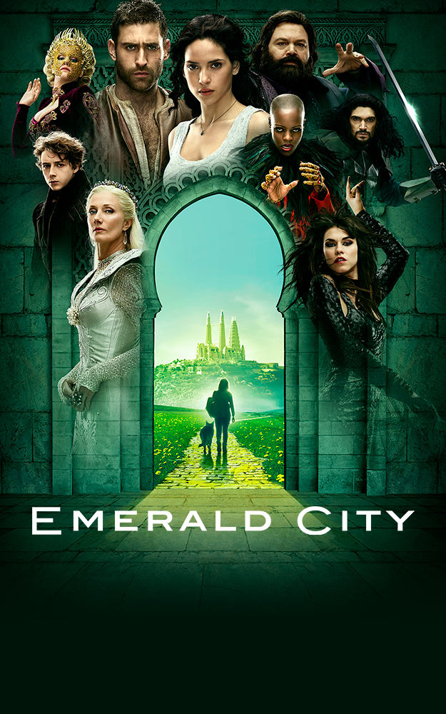 Emerald City TV Series