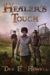 Healer's Touch, by Deb E. Howell book cover