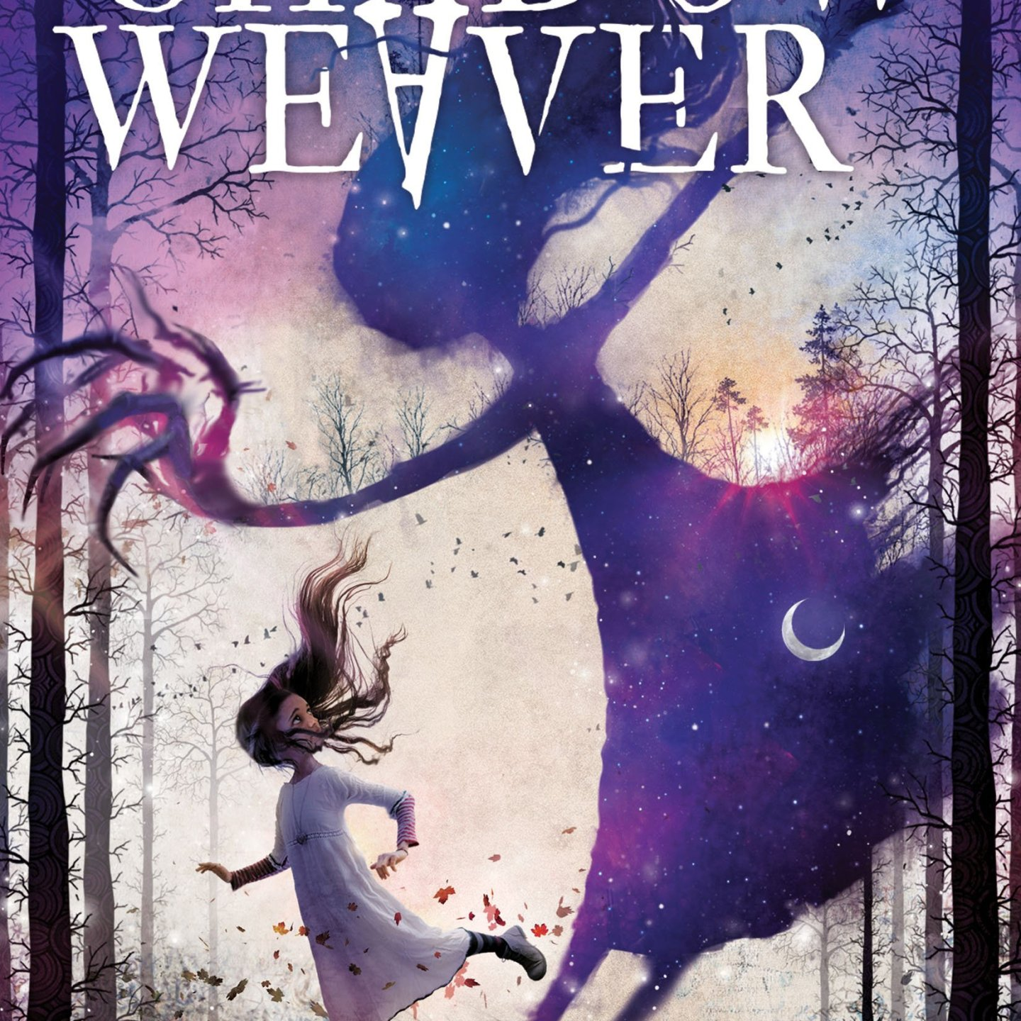 Shadow Weaver, by MarcyKate Connolly