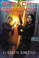 Breach of Containment. by Elizabeth Bonesteel book review