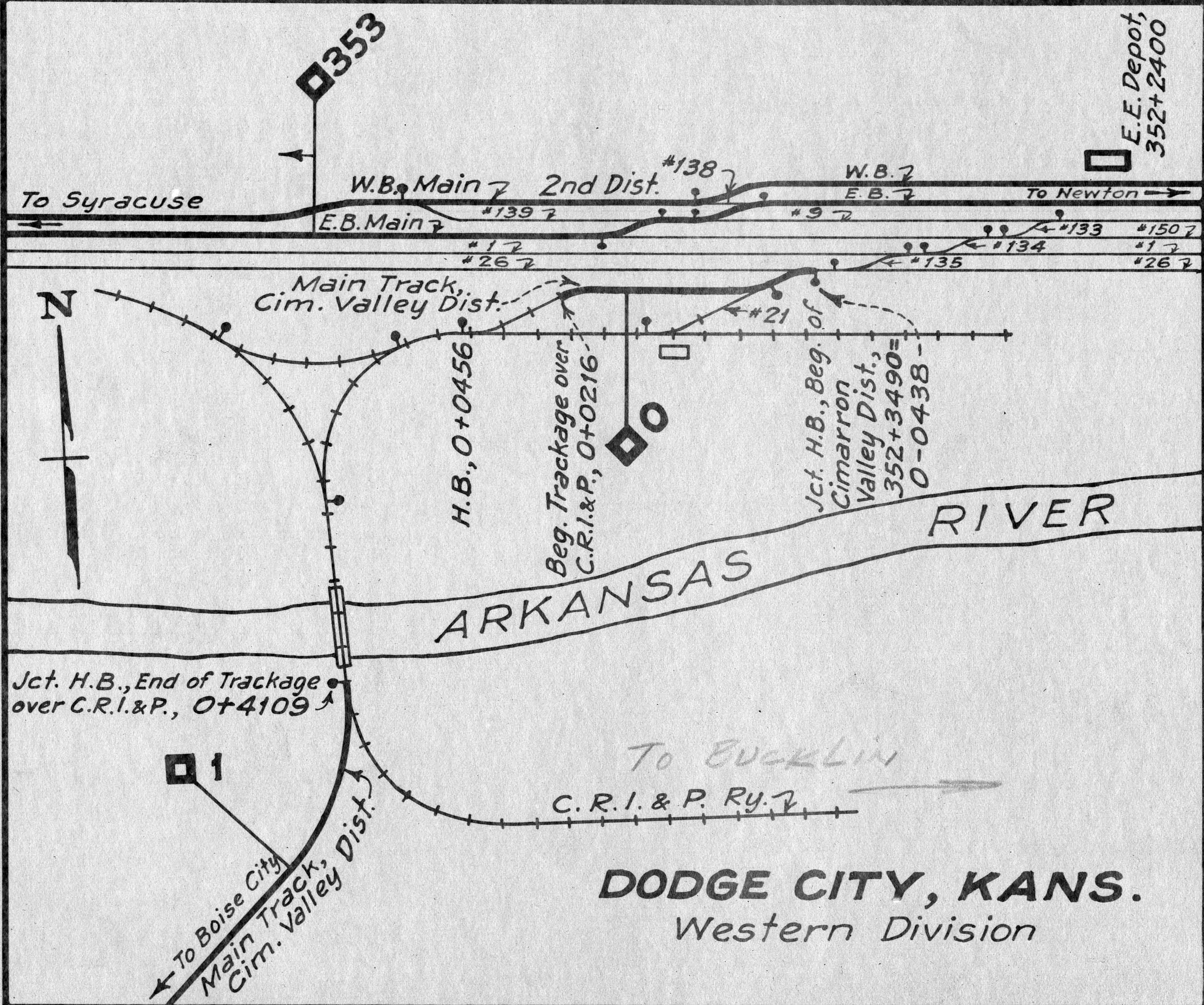 Maps And Charts The Santa Fe Railway Historical And