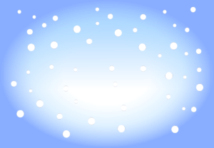 Wallpaper Leaves Falling Blue Cartoon Christmas Background With Snowballs And White