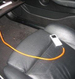 diy aux input cable for e46 bmw fox and hammer bmw e46 aux cable wiring diagram [ 2592 x 1944 Pixel ]