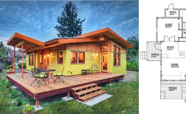 Tiny Homes Without Stairs 6 Examples Of Why We Love Bungalows