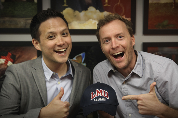 Chris and Tanner LL - Chris Hanada and Tanner Kling