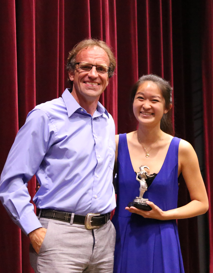 WoodyAward LL - Give Yourselves a Hand: SFTV Students Honored