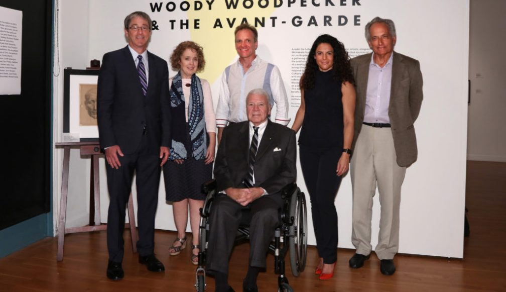 LMU Woodpecker Lunch 023 newsroom - LMU Receives $13 Million from The Walter Lantz Foundation