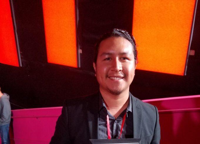 SFTV Grad at film festival