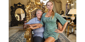 "queen of versailles web photo - Cinematographer Shana Hagan '89 talks about her Oscar-nommed film ""Walk Run Cha-Cha"" (and a lot more)"