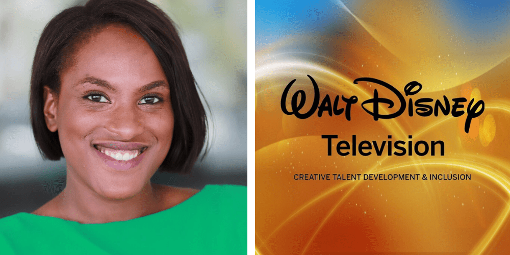 pic of tasha with disney logo