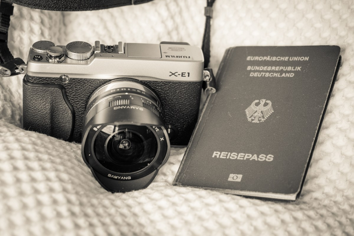 Going mirror less - Switching to Fuji X