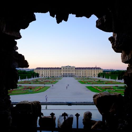 Schoenbrunn Castle