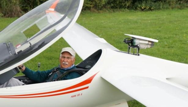 Segelfliegen und Turbinentriebwerke