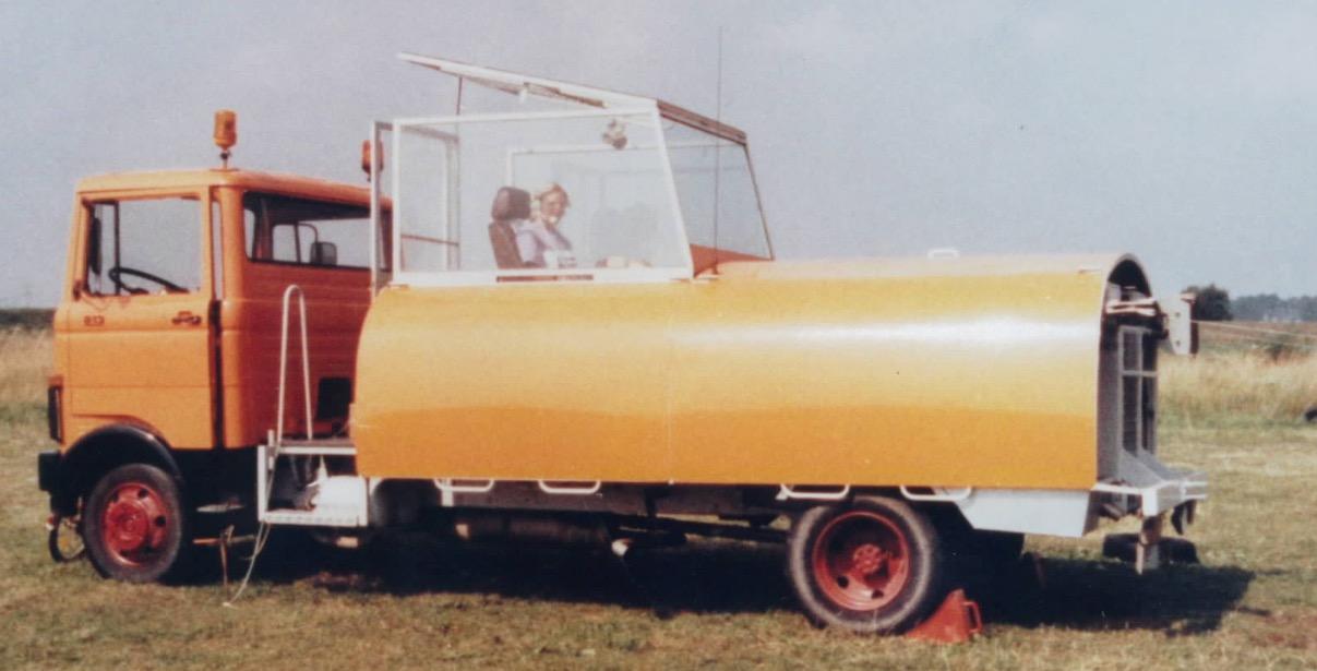 Segelflugwinde SFV-Hoya