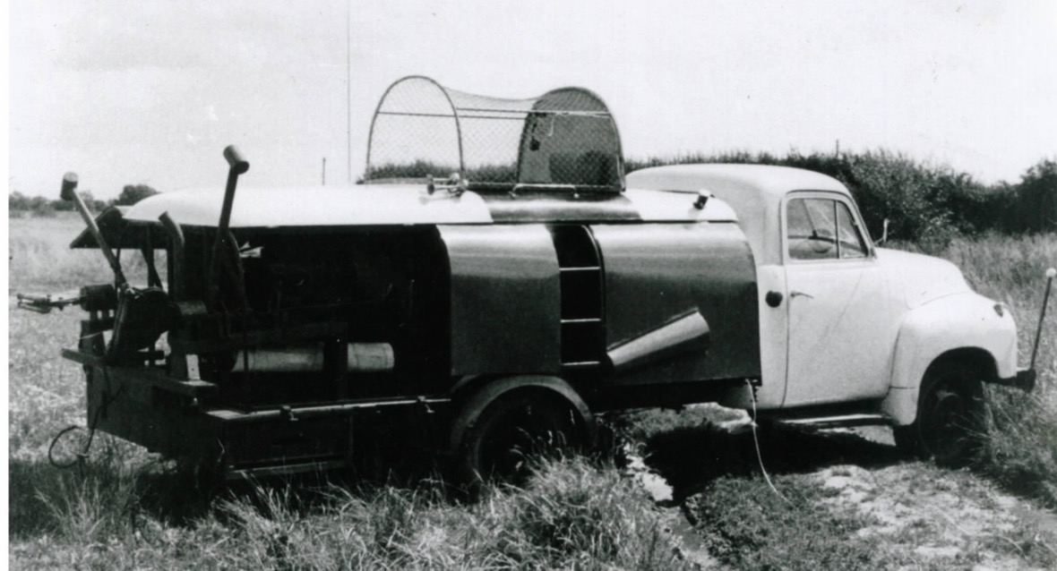 Segelflugwinde SFV-Hoya 1965