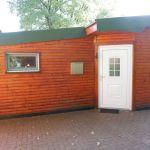 Ferienhaus Sportfischereiverein Büchen e.V. - Eingang