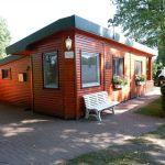 Ferienhaus Sportfischereiverein Büchen e.V. - Seite mit Parkplatz
