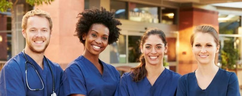 licensed nurses in california