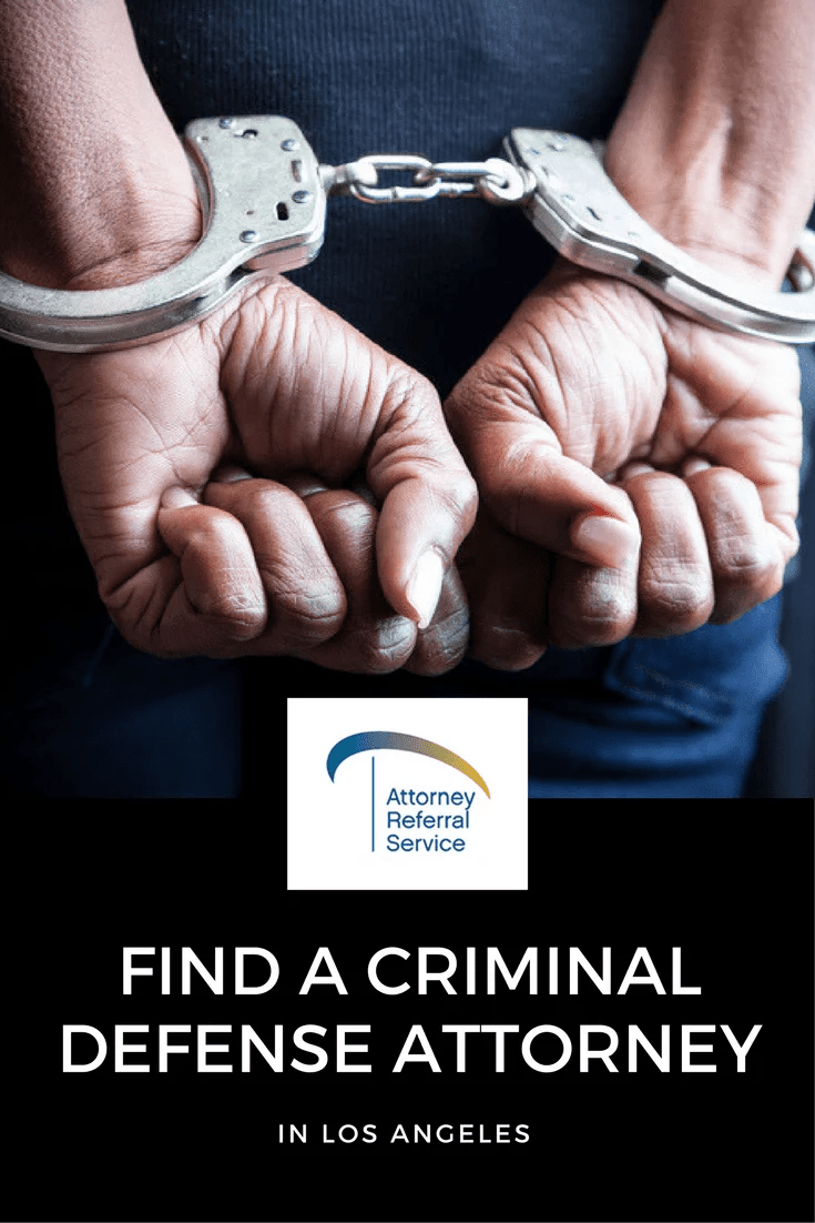 Criminal Defense lawyers in Los Angeles