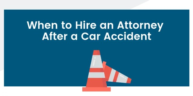 When To Hire An Attorney After A Car Accident Sfvba Referral