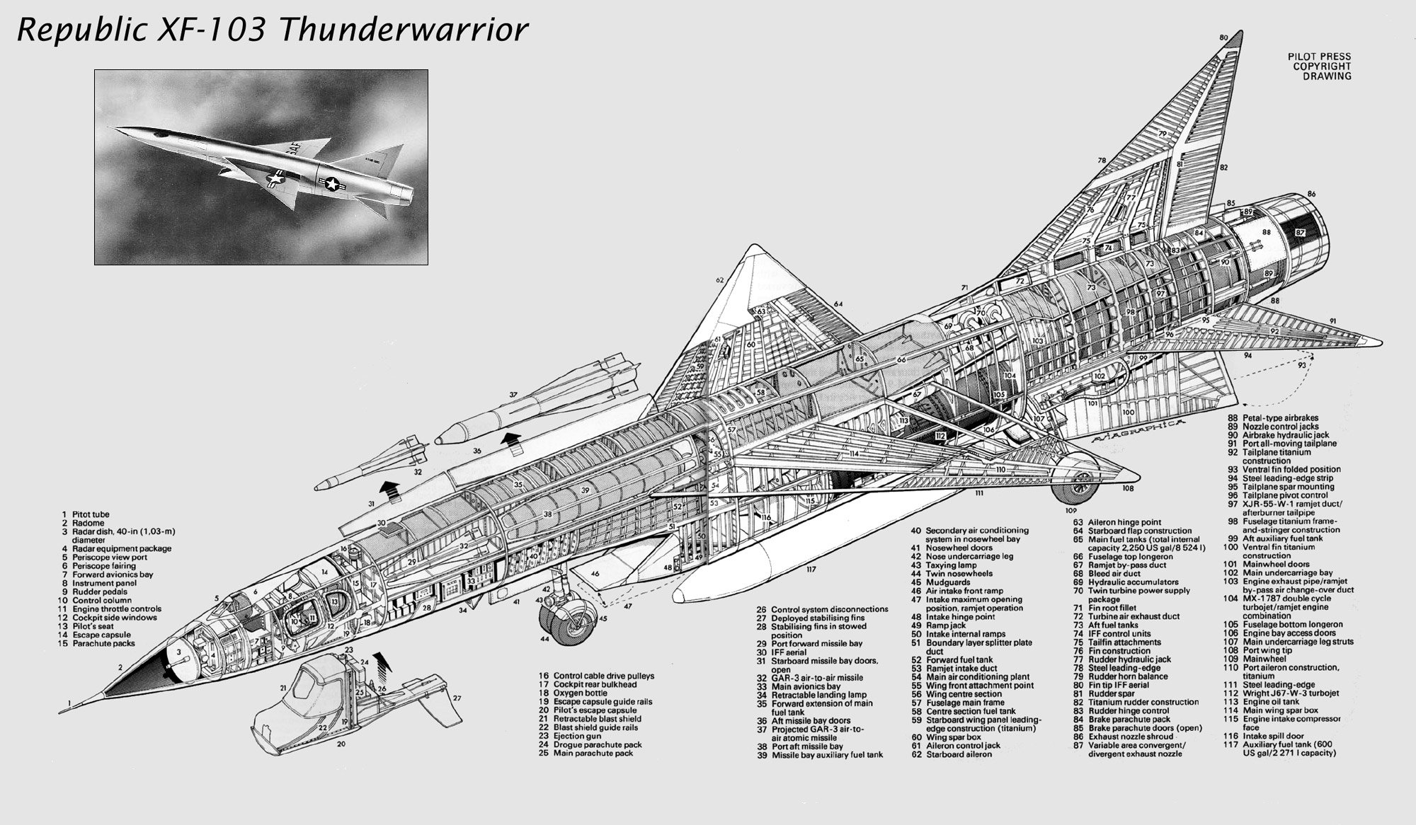 Xf 103 Thunderwarrior Sfw