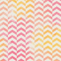 Pink Chevron Pattern Wallpaper Enam Wallpaper
