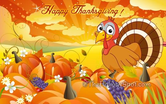 thanksgiving screensavers wallpaper free