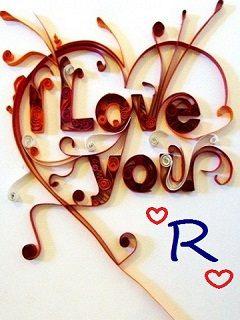 A Love R Wallpaper Djiwallpaper Co