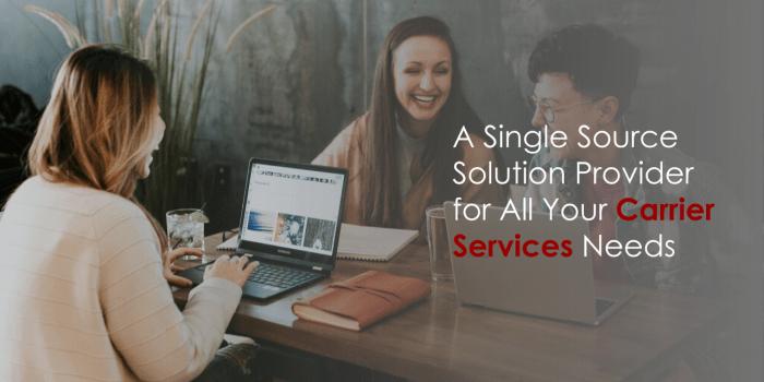 Carrier Internet Services