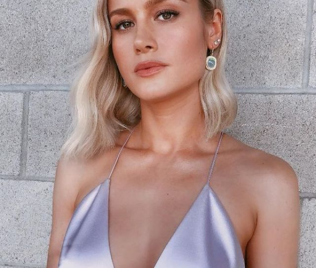 Hottest Brie Larson Pictures Sexy Near Nude Photos Bikini