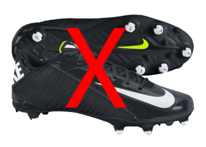 Cleats-no