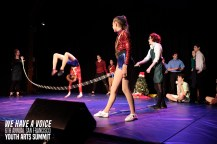 Circus Center's San Francisco Youth Circus