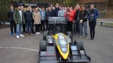 08.11.2017: der KIT16e, das E-Auto der Saison 2016