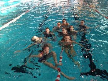 Jugend trainiert für Olympia - Schwimmen Wettkampf II