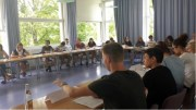 Klasse 10b im Europa-Seminar