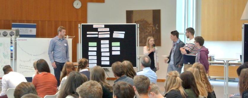 2. Jugendkonferenz des Ostalbkreises im September 2016 — Christina Schriever war dabei!