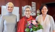 Die Leiterin der Kinderbibliothek Margrit Baumann